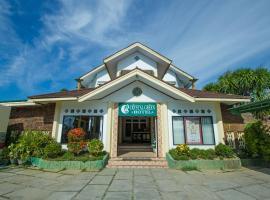 水晶绿色酒店