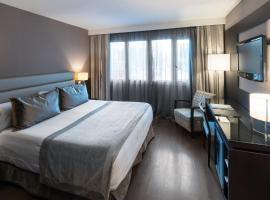 里戈雷托加泰罗尼亚酒店