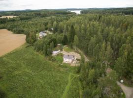 特拉勒托尔帕度假屋, Sysmä