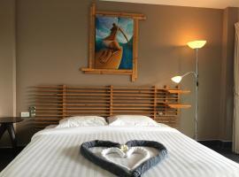 班安达曼海冲浪酒店