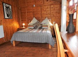 Tamboti Bush Lodge