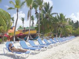 可可普拉姆海滩酒店