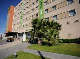 巴塞罗拉南科尔内亚钟楼酒店