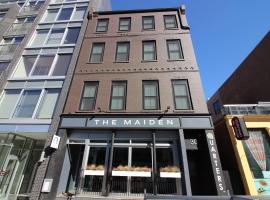 波士顿短租集团西百老汇区酒店