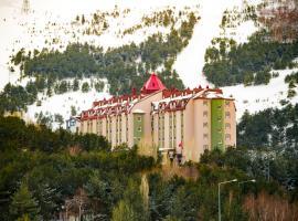 帕兰滑雪及会议度假酒店, 埃尔祖鲁姆