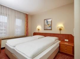 Novum Hotel Mannheim City,位于曼海姆的酒店
