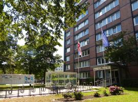 罗斯托克卢顿克莱恩旅馆,位于罗斯托克的酒店