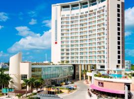 坎昆中心克里斯塔尔城市酒店
