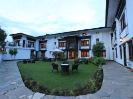 喜马拉雅扎西彭舒克酒店