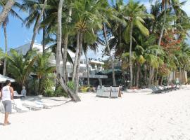 日落度假酒店,位于长滩岛的酒店