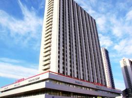 伊兹麦乐福贝塔酒店,位于莫斯科的酒店