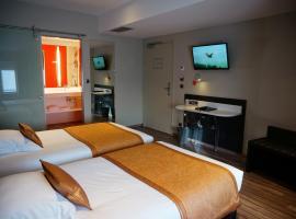 勃艮第马孔酒店
