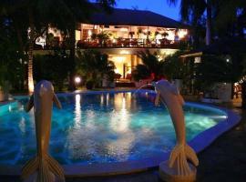 非洲度假别墅酒店