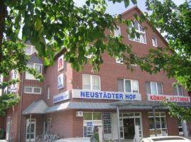 诺伊施塔特尔加尼霍夫酒店