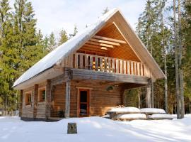 LaitseRallyPark Holiday Home