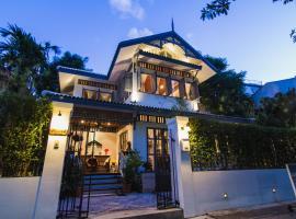 诺帕湾之家酒店,位于曼谷的酒店