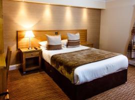 亚当森酒店,位于邓弗姆林的酒店