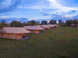 Kenzan Mara Tented Camp, Nyanungu