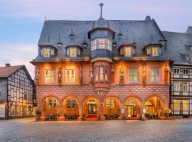 Hotel Kaiserworth Goslar,位于戈斯拉尔的酒店