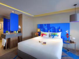 曼谷考山路韦恩泰宜必思尚品酒店