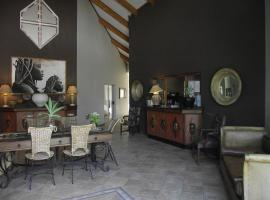 Out of Africa Town Lodge, Otjiwarongo (Waterberg Plateau Park附近)