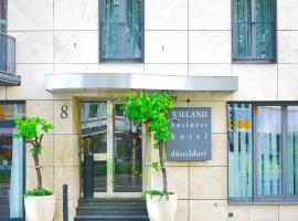 维兰德商务酒店,位于杜塞尔多夫的酒店