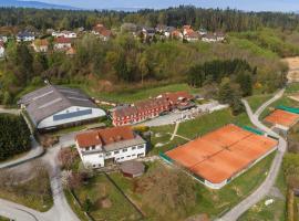 雷德霍夫网球酒店