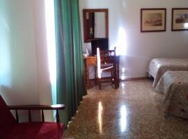 安达卢西亚酒店, 卡索拉