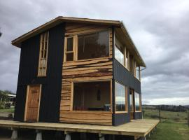 Vilupulli Ensueño cabaña & loft.