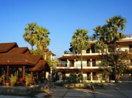 缅甸汉酒店, 蒲甘