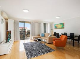 北莱德设备齐全的两卧室公寓(93Font)
