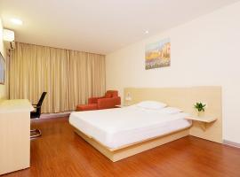 汉庭酒店青岛海尔工业园店