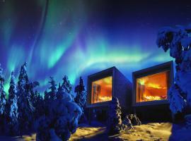 北极树屋酒店