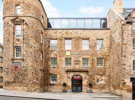 爱丁堡皇家大道公寓式酒店,位于爱丁堡的公寓