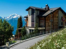 瓦里瑟斯派切尔瑞士小木屋风格酒店