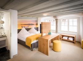 Hotel Alte Schule, 林道