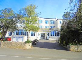 特里卡恩酒店,位于托基的酒店