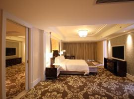 麓湖国际酒店 ,位于广州的酒店