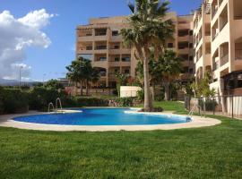 ALBARDI - Apartamento 3A para alquiler 6 personas Aguadulce