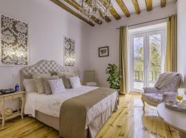 奥连特宫公寓,位于马德里的公寓
