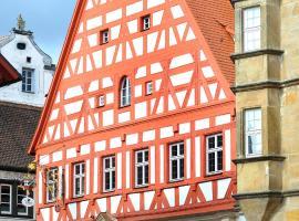 阿尔特沃格泰酒店, Wolframs-Eschenbach