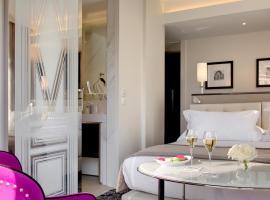 奥斯曼别墅酒店