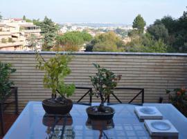 Design Apartment in Rome