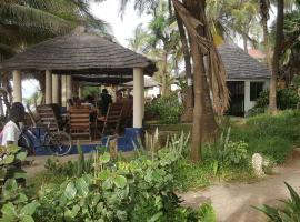 雷布托海滩酒店, Fajara