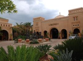 Meropa Hotel, 波罗瓜尼