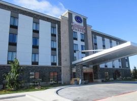Comfort Suites Airport on Meridian