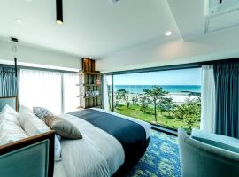 济州马雷沃海滩酒店