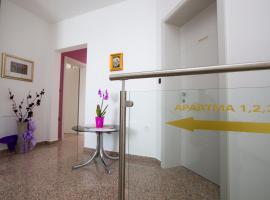 格力泽公寓, 波斯托伊纳