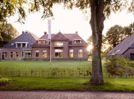Landhuis Hotel Rikus, 伊科斯特