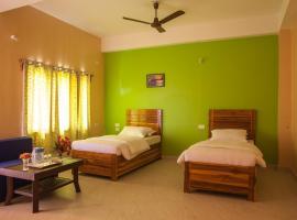 Rains Inn Eco Hotel, Dimāpur